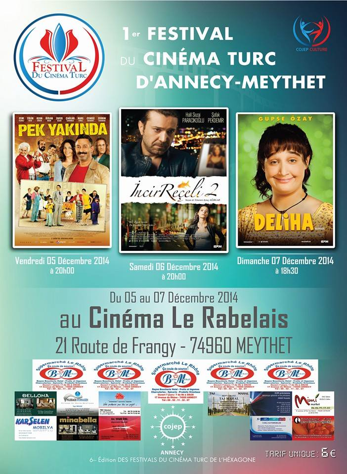 Afis ANNECY MEYTHET
